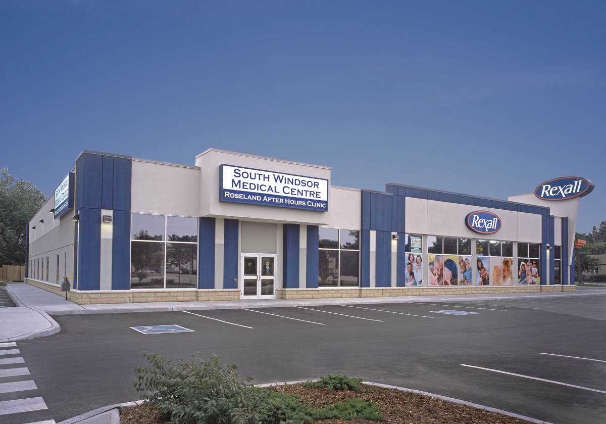 Rexall Drug Store-Medical Clinic