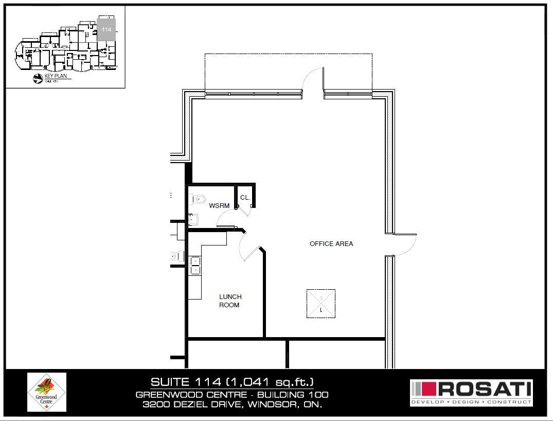 Suite 114